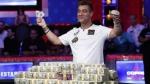 Hossein Ensan est couronné champion des World Series of Poker (WSOP) et remporte 10M$