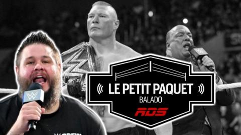 Le petit paquet : Brock Lesnar retrouve son titre
