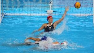 Water-polo : le Canada écrase la Corée du Sud