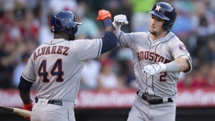 Astros 6 - Angels 2