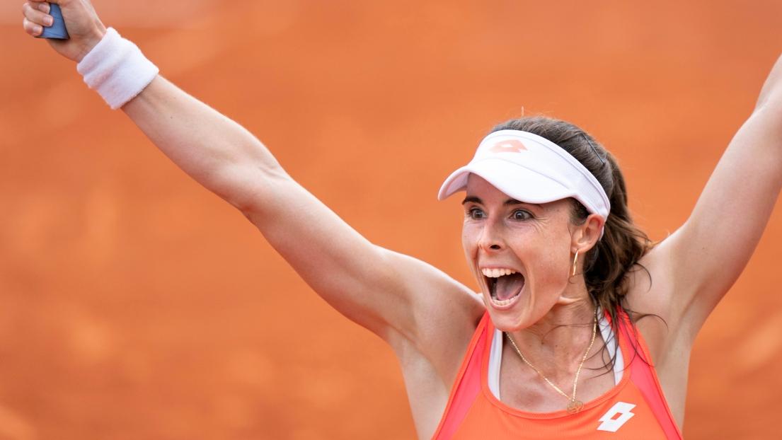 WTA Lausanne. Alizé Cornet-Fiona Ferro, une finale 100 % française à Lausanne
