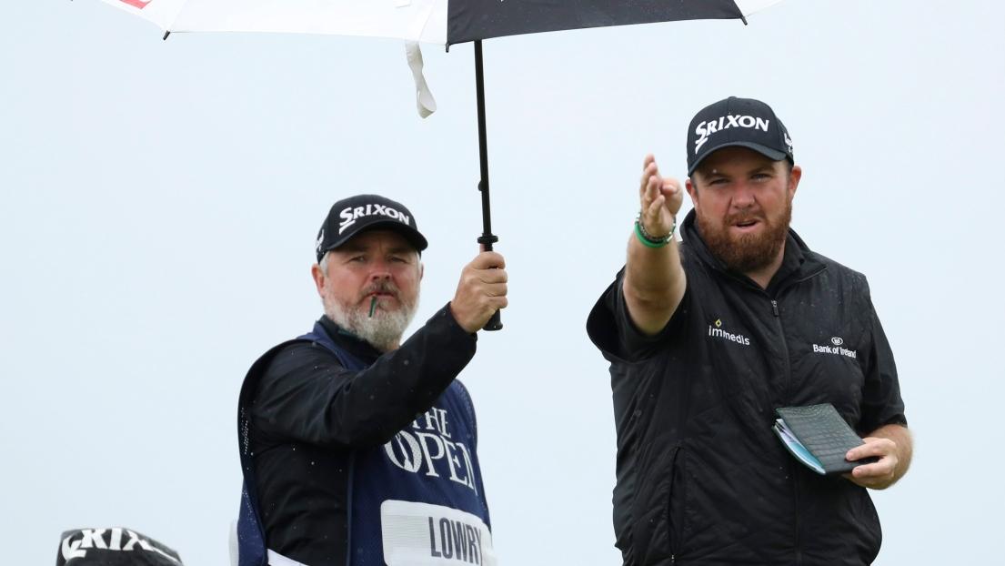 Lowry s'envole en tête — British Open