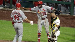 Cardinals 6 - Pirates 5 (10 manches)