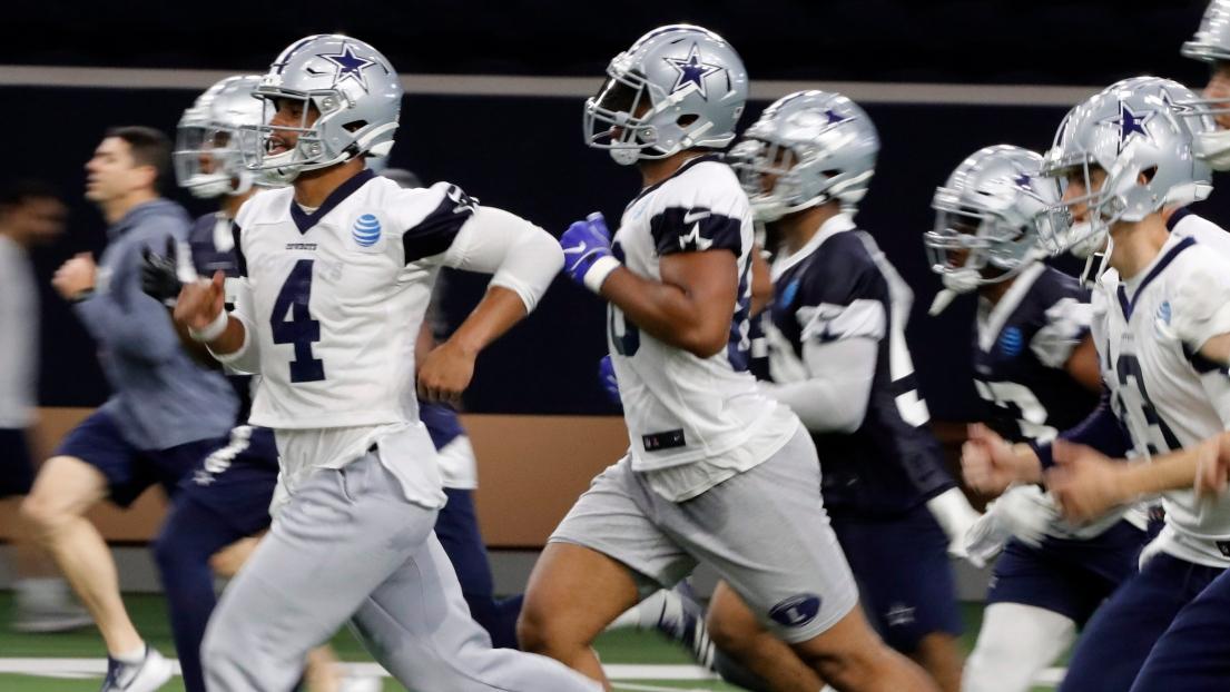Les Cowboys de Dallas