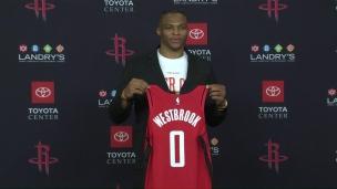 Un duo Westbrook-Harden qui promet!