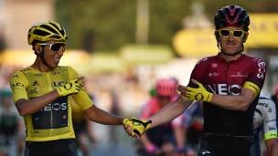 Egan Bernal remporte le Tour de France