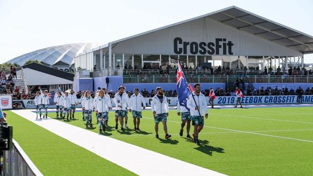 Une première journée historique réussie aux Jeux CrossFit 2019