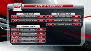 Les galas de la fin de semaine au Québec