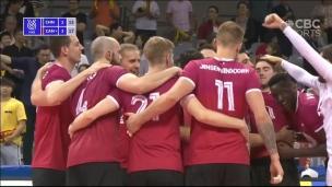 Volleyball : victoire à saveur de défaite pour le Canada