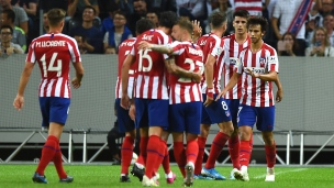 Atletico Madrid 2 - Juventus 1