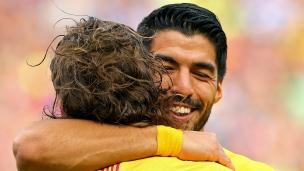 Naples 0 - FC Barcelone 4