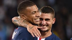 Paris Saint-Germain 3 - Nîmes 0