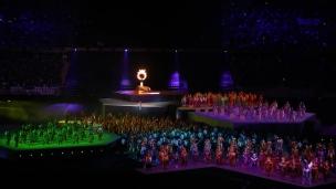 Cérémonie de clôture aux Jeux panaméricains