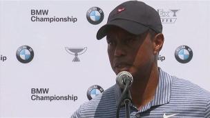 Tiger Woods en santé pour le Championnat BMW