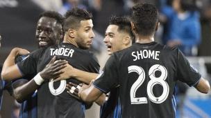 L'Impact de retour à Montréal samedi