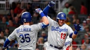 Dodgers 8 - Braves 3