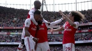 Arsenal 2 - Burnley 1