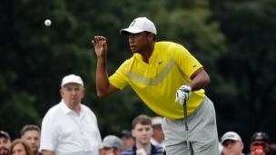 Tiger Woods est de retour en force