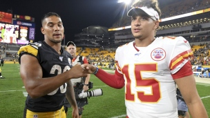 Chiefs 7 - Steelers 17