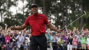 Le retour en force de Tiger Woods