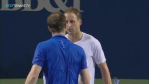 La 1re victoire de Murray doit attendre