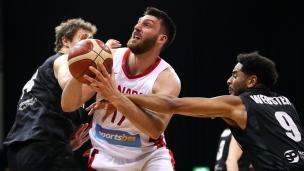FIBA : Canada 122 - Nouvelle-Zélande 88