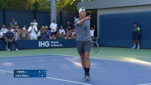 US Open : Polansky au 2e tour des qualifs