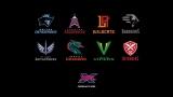 Les huit équipes de la XFL