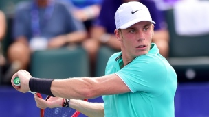 Shapovalov s'incline en demi-finale