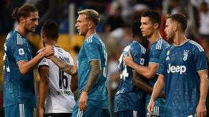 Parme 0 - Juventus 1