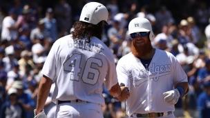 Yankees 1 - Dodgers 2