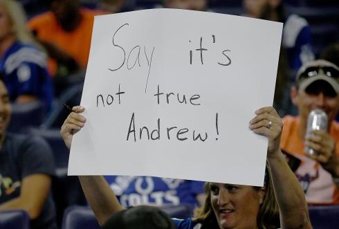 La retraite d'Andrew Luck en a surpris plus d'un