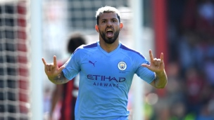Bournemouth 1 - Manchester City 3