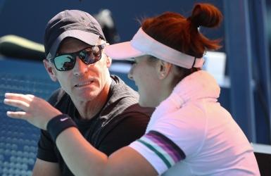 WTA : Bruneau entraîneur de l'année au pays