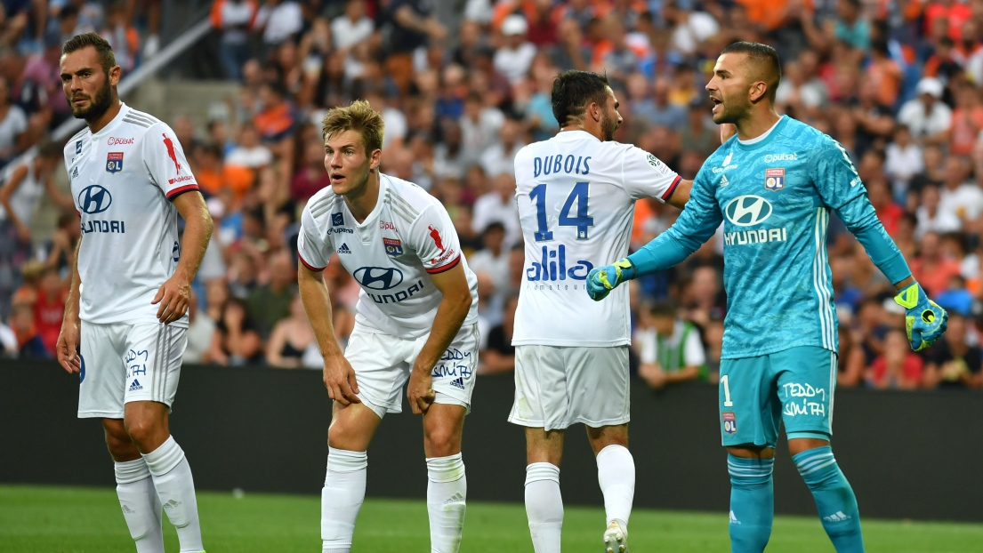 Chute d'un Lyon méconnaissable (1-0) — Montpellier-OL