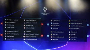 On connait les groupes de la Ligue des Champions 2019-2020