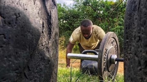 Protéger le Serengeti par le CrossFit