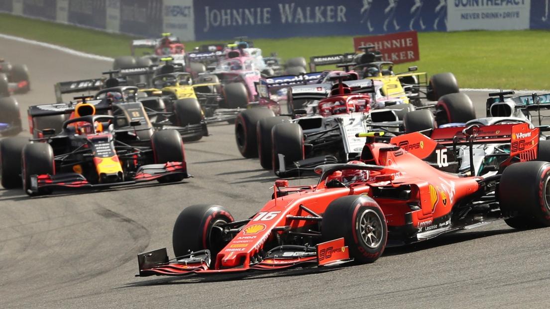 F1 - GP de Russie : Verstappen domine les essais libres 2