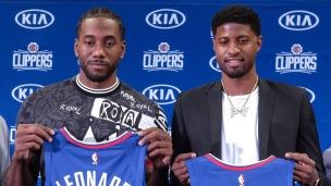 NBA : une saison morte plus excitante que dans la LNH