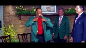 L'image de Tiger Woods en 2019 qui nous rappelle celle de 1997