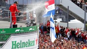 Charles Leclerc l'emporte à Monza