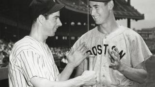 Ted Williams et Joe DiMaggio