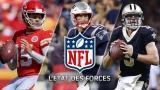 État des forces NFL - Semaine 2 2019