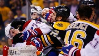 Canadiens-Bruins rivalité