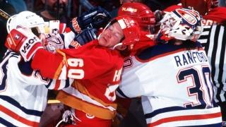 Rivalité Oilers-Flames
