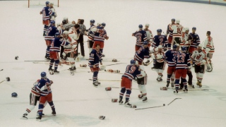 Devils-Rangers bagarre générale 1992