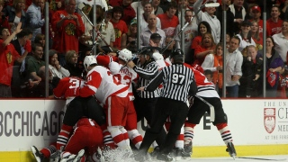 Rivalité Blackhawks-Red Wings
