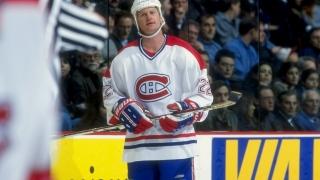 Dave Manson en 1997