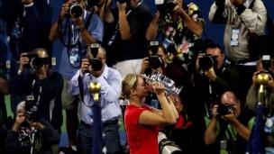 Top-5 : Les coups de Kim Clijsters
