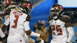 Buccaneers 20 - Panthers 14
